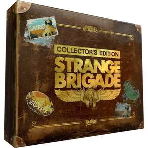 Strange Brigade Collector's Edition (Xbox One) für 33,60€ (Amazon UK)