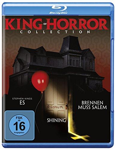 King of Horror Collection (3-Filme Set Blu-ray) für 9,97€ (Amazon Prime)