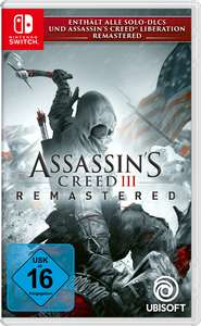 Assassin's Creed 3 Remastered [SWITCH] DOWNLOAD!!!