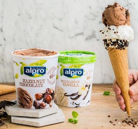 Alpro Eis (vegan) verschiedene Sorten bei Lidl und Aldi Süd im Angebot [ab sofort]