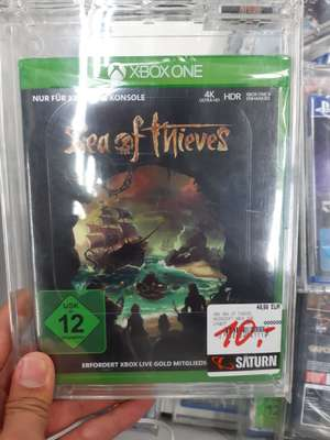 [LOKAL] Sea of Thieves XBOX One für 10€ Saturn Wiesbaden