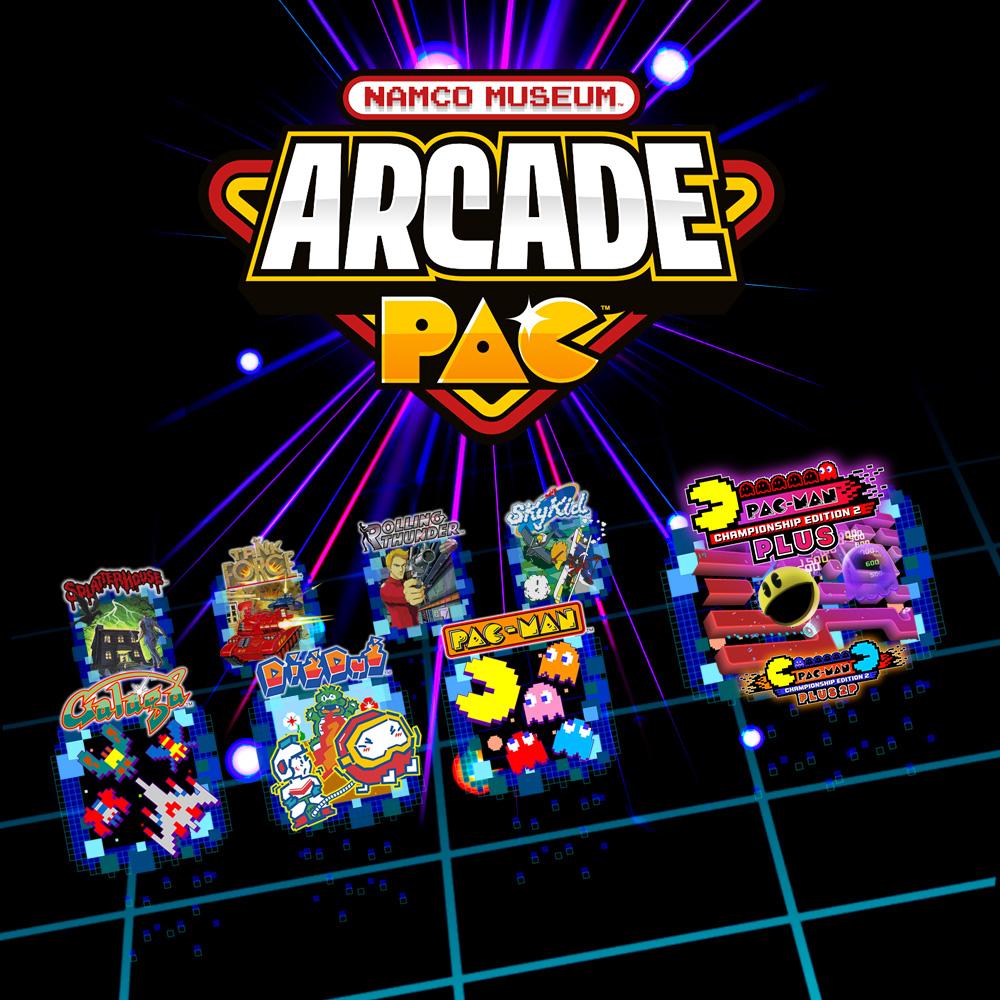 Namco Museum: Arcade Pac (Switch) für 23,99€ oder für 18,89€ RUS (eShop)