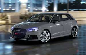 [Privat- & Gewerbeleasing] Audi RS3 Sportback Automatik (400PS) - mtl. 444€ brutto / 325€ netto, 48 Monate, ab 10.000 km, LF 0,69-0,72
