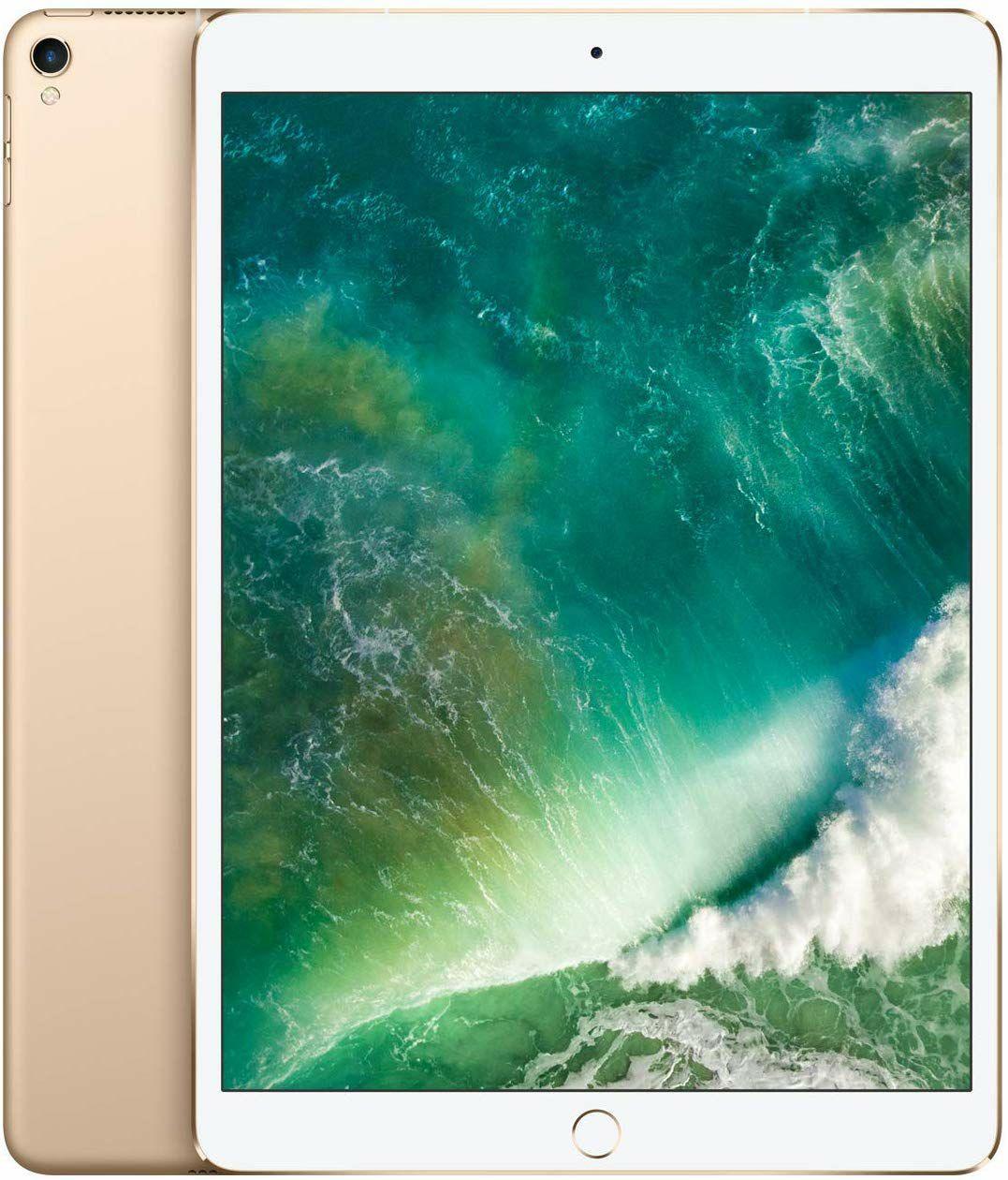 """Apple iPad Pro 2017, 12,9"""" 256GB mit WiFi + LTE, Retina Display, Gold"""
