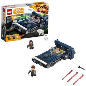 Amazon UK LEGO 75209 Star Wars Han Solo's Landspeeder und Lego City und Technic Sets im Angebot