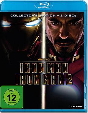 [Lokal? MM Kaufpark Eiche] Bluray Ironman 1 & 2 Doppelpack für 5 Euro, Zimmer 1408 & der Nebel doppelpack für 8€ und eine Menge B-Movies auch für 5 Euro