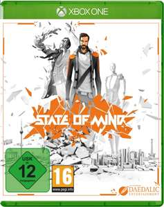 State Of Mind & Dynasty Warriors 9 (Xbox One) für je 10€ versandkostenfrei (Saturn)