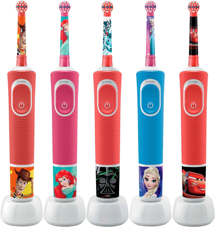 Oral-B Vitality 100 Kids: 16,37€ + 1,99€ VSK |Pro 4: 62,33€ | Genius X 10100S: 156,12€ z.B. - Direktabzug auf Oral-B Produkte bei Saturn