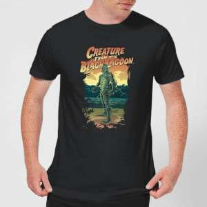 Horror T-Shirts 118 Designs, zB.: Schrecken vom Amazonas, Es, Chucky uvw.