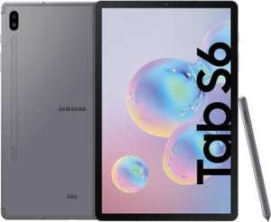 "Samsung Galaxy Tab S6 - 128GB WiFi (10.5"", 2560x1600 Pixel AMOLED, 6GB RAM, Snapdragon 855, 7040mAh, Android 9.0)"