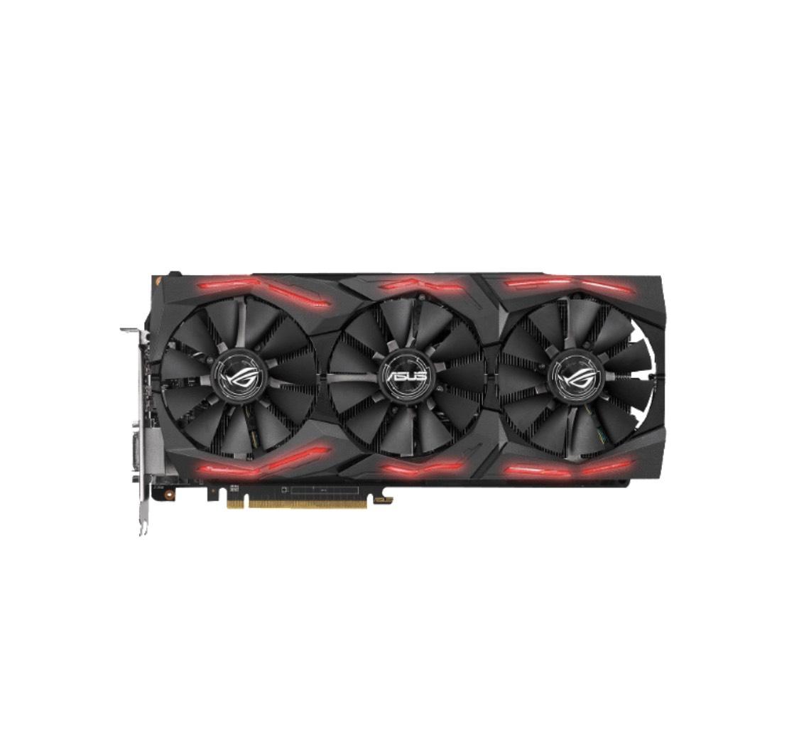 [NUR LOKAL] ASUS RADEON™ RX VEGA 64 ROG STRIX OC 8GB