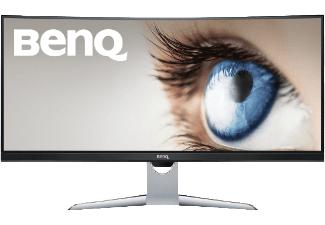 "BenQ EX3501R 21:9 Curved Monitor 35"" UWQHD 3440x1440 300cd/m² 100% sRGB, VA, 100Hz, 8bit, HDR10, FreeSync, LFC, USB-Hub, USB-C, 2xHDMI, 1xDP"