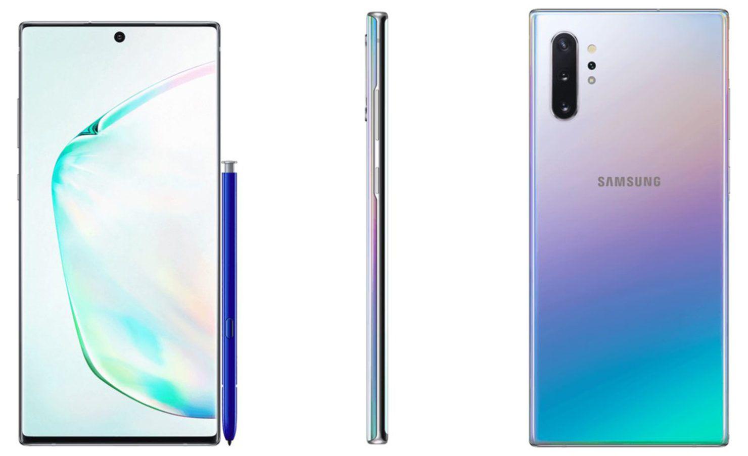 Samsung Galaxy Note 10 Plus Saturn 19% Aktion