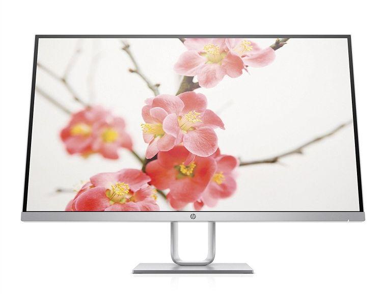 """HP Pavilion 27Q Monitor 27"""" WQHD, 350cd/m², IPS (PLS), 100% sRGB, 5ms, 60Hz, 6bit+FRC, Slim Bezel, AMD FreeSync, 2x HDMI, 1x DP, VESA"""