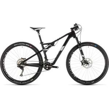 """CUBE AMS 100 C:68 Race - 29"""" Carbon Mountainbike - 2019 - blackline"""
