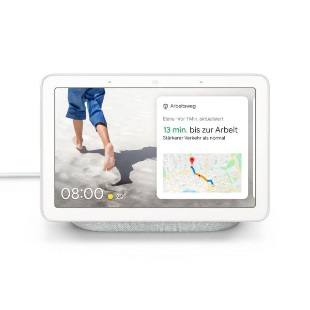 Google Nest Hub - tink und vattenfall für 60€