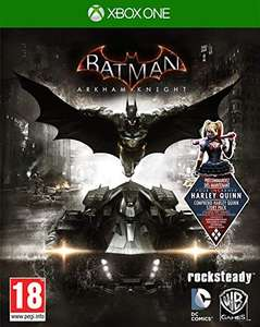 Batman: Arkham Knight (Xbox One) für 10,04€ (Amazon FR)
