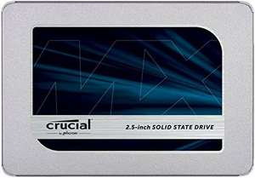 "Crucial MX500 interne SSD 2.5"" (3D TLC) - 2TB, DRAM Cache, 5 Jahre Garantie(Saturn)"