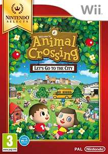 Animal Crossing: Let's Go To The City (Wii) für 13,82€ (Amazon IT)