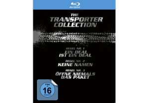 Transporter - Collection 1-4 [Blu-ray] Saturn Marktanlieferung