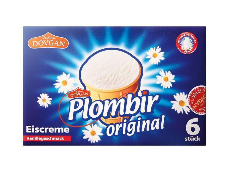 [LIDL ab 12.09.] Original Plombir Eis Vanille