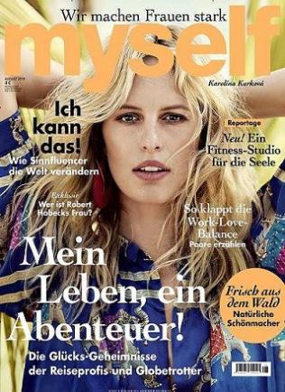 Myself Magazin Abo (12 Ausgaben) für 47,80 € mit 40 € BestChoice Universalgutschein (Kein Werber nötig)