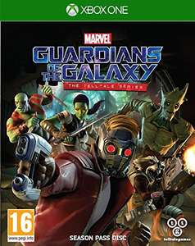 Guardians of the Galaxy: The Telltale Series (Xbox One) für 10,25€ (Amazon FR)