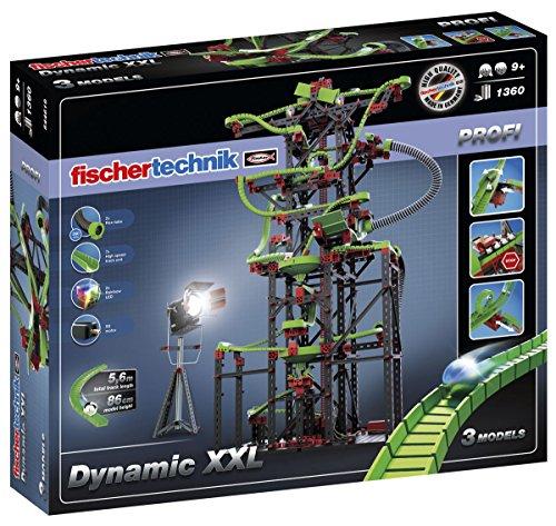 [Amazon Prime] fischertechnik - 544619 PROFI Dynamic XXL, Kugelbahn
