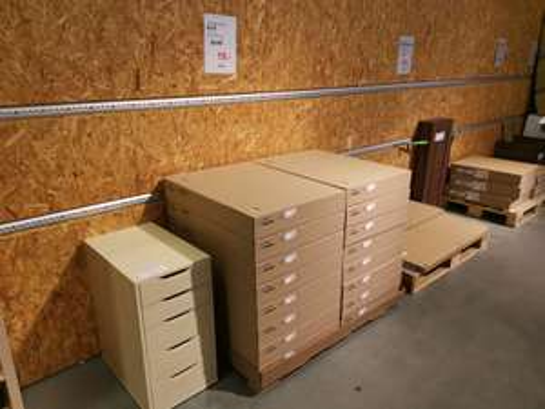 Lokal Ikea Alex Schubladenschrank birke Hamburg moorflet