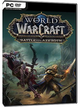 World of Warcraft Battle for Azeroth direkt bei Blizzard