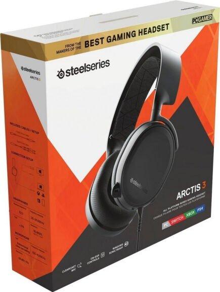 Tagesangebote bei NBB - z.B. Steelseries Headset Arctis 3 für 45€