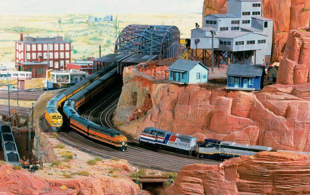 Modellbahn Paradies: Miniatur Wunderland Hamburg inklusive Eintritt und Übernachtung ab 59€ p.P.