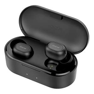 QCY T2C Bluetooth 5.0 TWS Earbuds 800mAh Lade Box Noise Reduction IPX4