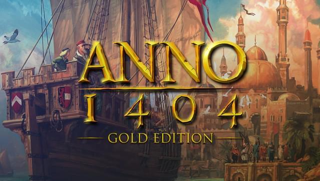 Anno 1404: Gold Edition für 3,79€ (GOG)