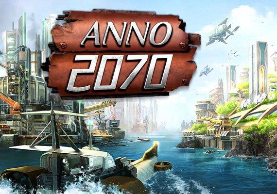 Anno 2070 (Uplay-Key, multilingual)