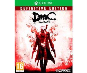 DmC: Devil May CryDefinitive Edition (Xbox One) [Proshop]