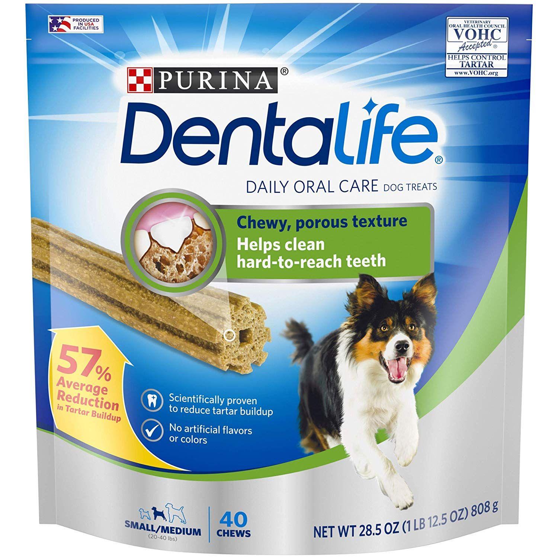 GRATIS testen 100% Cashback auf  auf Purina DentalLife Produkte im Wert von 9€ [GZG]