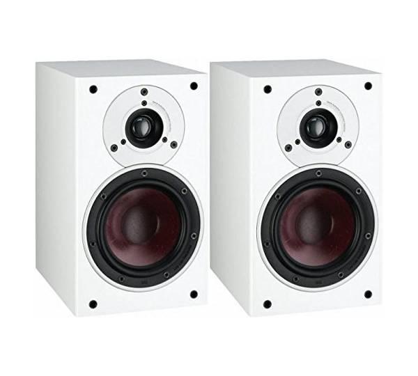 Aktivlautsprecher Dali Zensor 1 AX (Paarpreis, weiß/schwarz/walnuss, 2-Wege Bassreflex, 2x 50W, Klinke, Toslink, Bluetooth + aptX, Sub-Out)