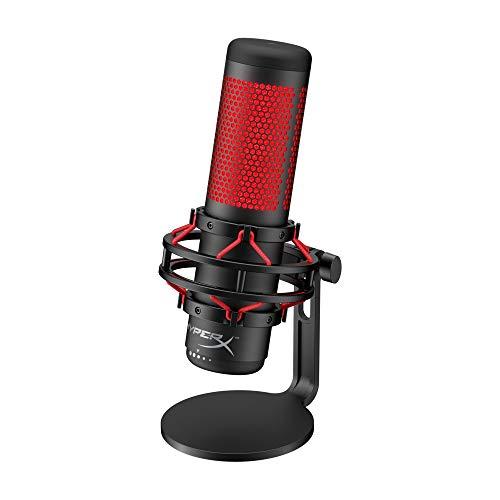 (Saturn+Amazon) Bestpreis für das HyperX QuadCast Mikrofon