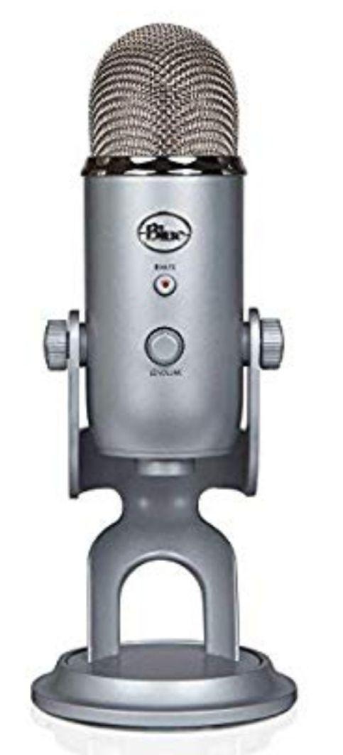 Blue Yeti USB Mikrofon - Für alle Podcaster