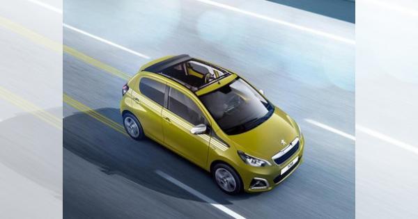 Privat- u. Gewerbeleasing Peugeot 108 TOP! Collection VTi 72 Stop/Start 5- Türer. Flatrate Aktion bis 30.09.2019