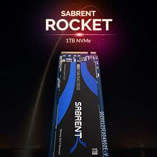 Sabrent SB-ROCKET-NVMe4-1TB SSD M2