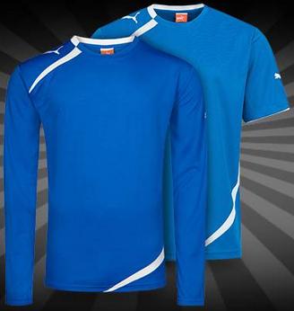 """PUMA Trainings-Trikot """"United"""" für 3,33€ + 3,95€ VSK (In Kurz- und Langarm verfügbar) [SPORTSPAR]"""