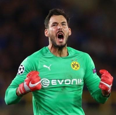 Puma BVB Borussia Dortmund Torwarttrikot für Herren 18 / 19 Gr. S - XXXL
