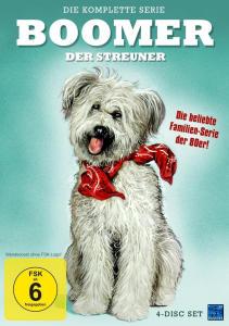 Boomer - Der Streuner: Die komplette Serie (DVD) für 22,69€ (Amazon Prime & Saturn)