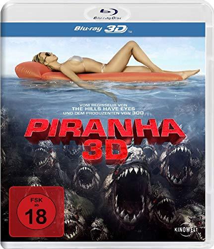 Piranha 3D (Blu-ray 3D) für 5,87€ (Amazon & Saturn)