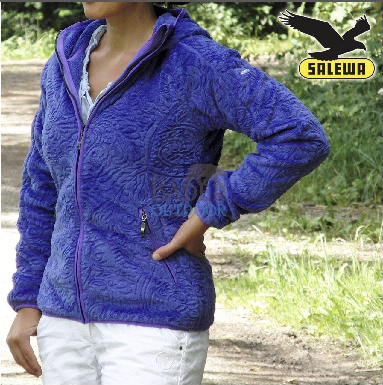 SALEWA Yong Polarlite® Women Jacket iris blue