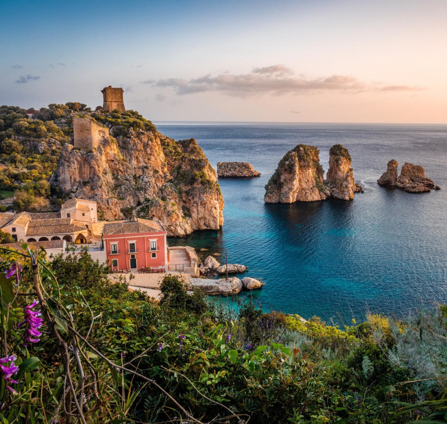Flüge: Sizilien [Nov. - März] Hin und Zurück von Basel und Berlin nach Catania ab nur 18€ inkl. Handgepäck