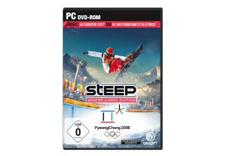 PC | Steep Winter Games Edition | Basisgame + DLC Olympics nur 5€ bzw. 4,20€