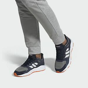 (Ebay WoW) adidas Performance Chaos Herren-Laufschuhe in Grau